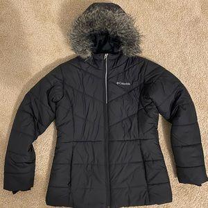 Black Columbia Katelyn Coat